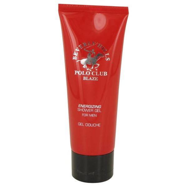 Beverly Hills Polo Club Blaze shower gel 75 ml