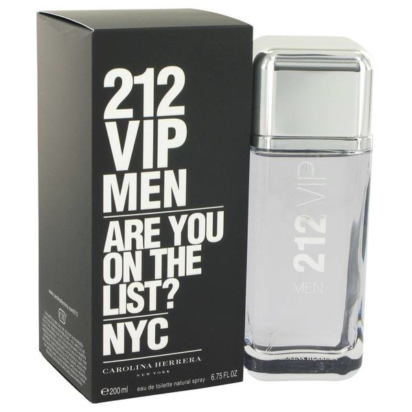 Carolina Herrera - 212 VIP Men EDT Vapo 200 ml