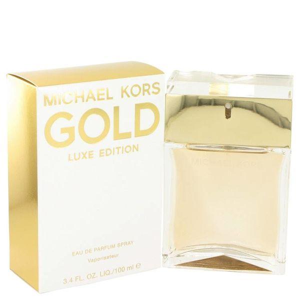 Michael Kors Gold Luxe edp 100 ml