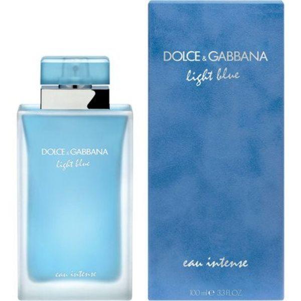 Dolce & Gabbana Light Blue Eau Intense 100ml eau de parfum spray