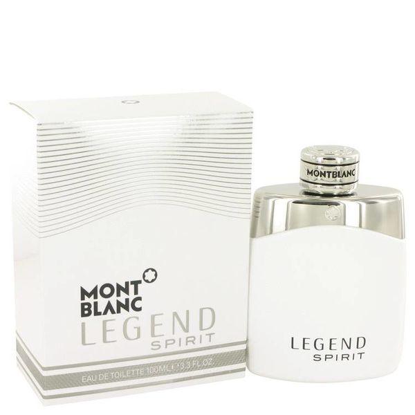 Montblanc Legend Spirit eau de toilette 100 ml