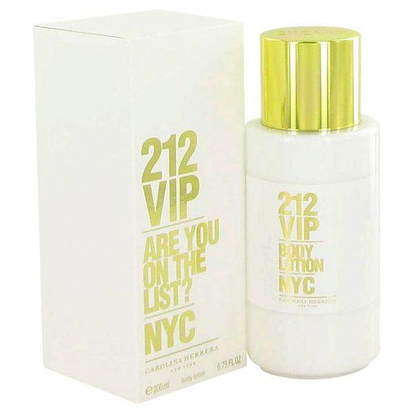 Carolina Herrera 212 VIP body lotion 200 ml