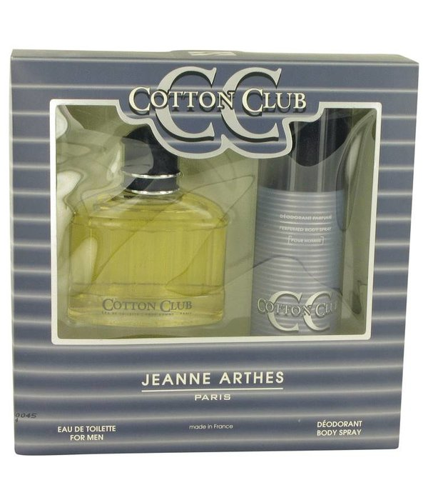 Jeanne Arthes Cotton Club Gift Set