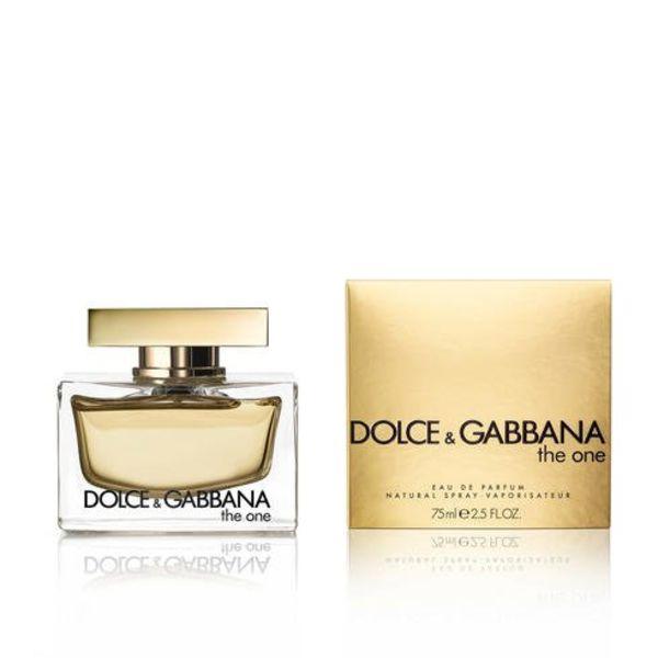 D&G The One For Women Edp Spray 75 ml