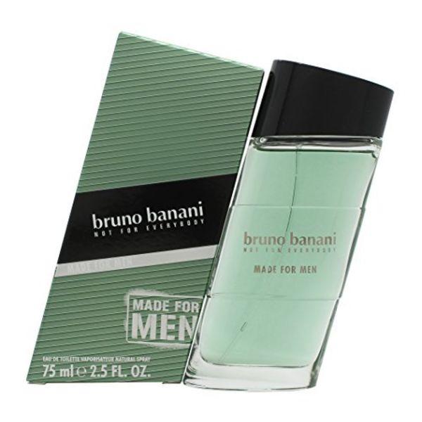 Bruno Banani Made For Men Edt Spray 75 ml