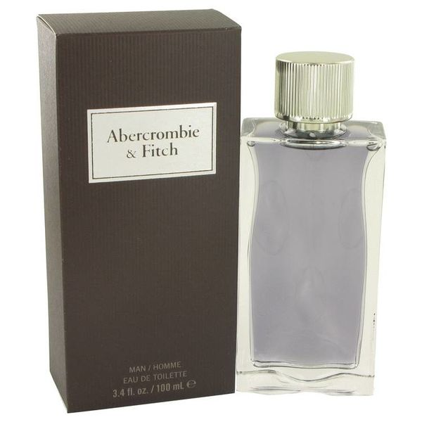 Abercrombie & Fitch First Instinct Man Edt Spray 100ml
