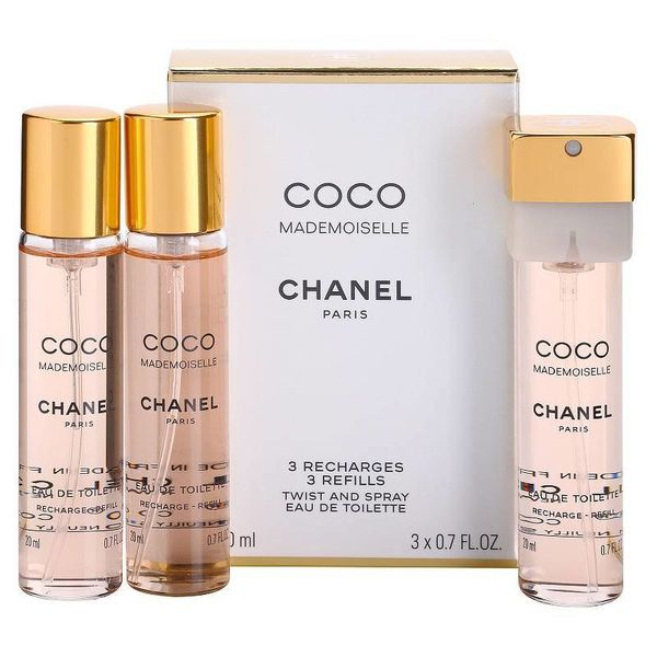 Chanel Coco Mademoiselle giftset 60 ml EDT