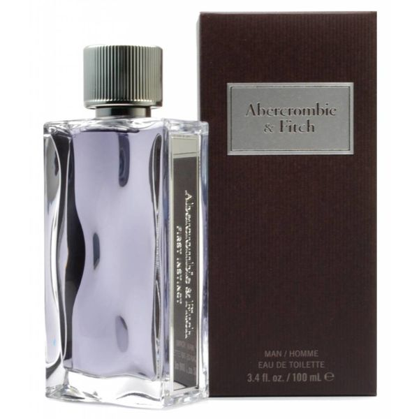 Abercrombie & Fitch First Instinct Man Edt Spray 50ml