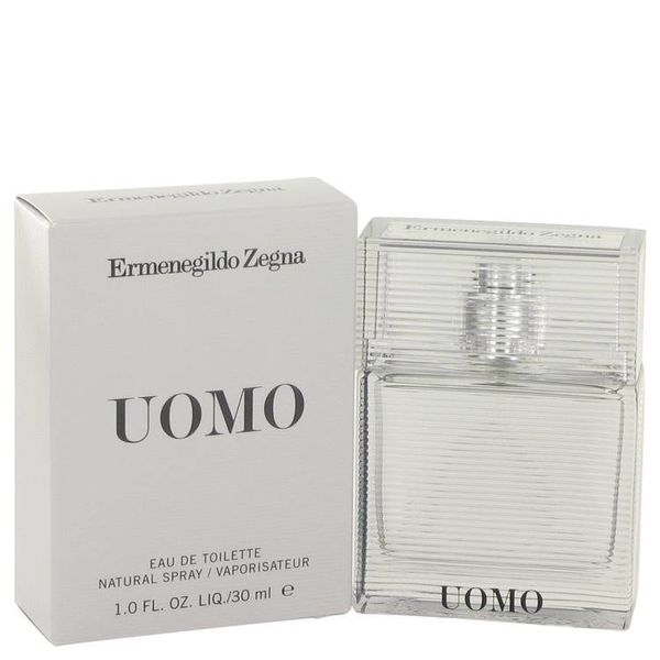 Zegna Uomo Eau de Toilette Spray 30 ml