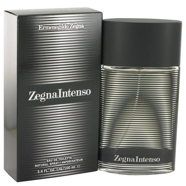 Zegna Intenso Eau de Toilette Spray 100 ml