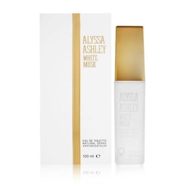Alyssa Ashley White Musk Eau De Toilette 100 ml