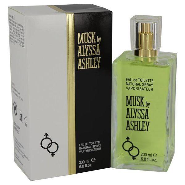 Ashley Musk Eau de Toilette 200 voor haar