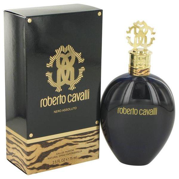 Roberto Cavalli Nero Assoluto 75 ml Eau de Parfum Spray Woman
