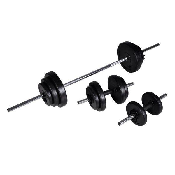 Halter set 30,5 kg