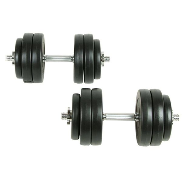Dumbbell halters set 30 kg