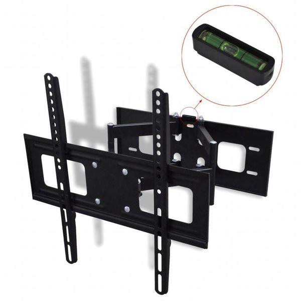 """TV-beugel met dubbele draaiarm voor aan muur 400x400 mm 32""""-55"""""""