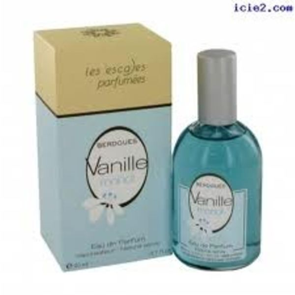 Berdoues Vanille Monoi Woman EDT 110 ml
