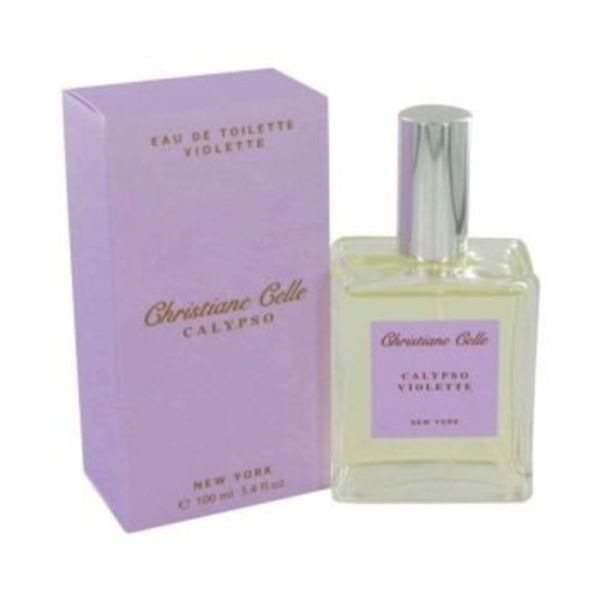 Calypso Christiane Celle Violette Woman EDT 100 ml
