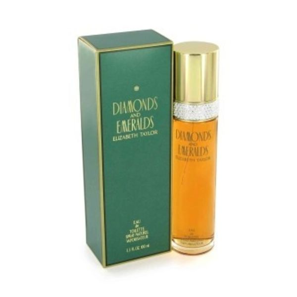 Elizabeth Taylor Diamonds & Emeralds Woman EDT 50 ml