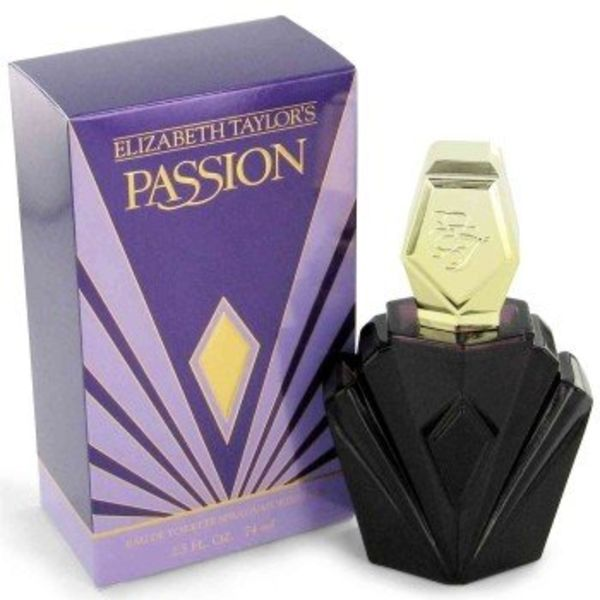 Elizabeth Taylor Passion Woman eau de toilette spray 75 ml