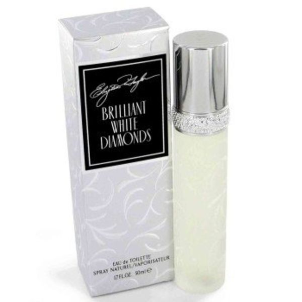 Elizabeth Taylor White Diamonds Brilliant Woman EDT 50 ml