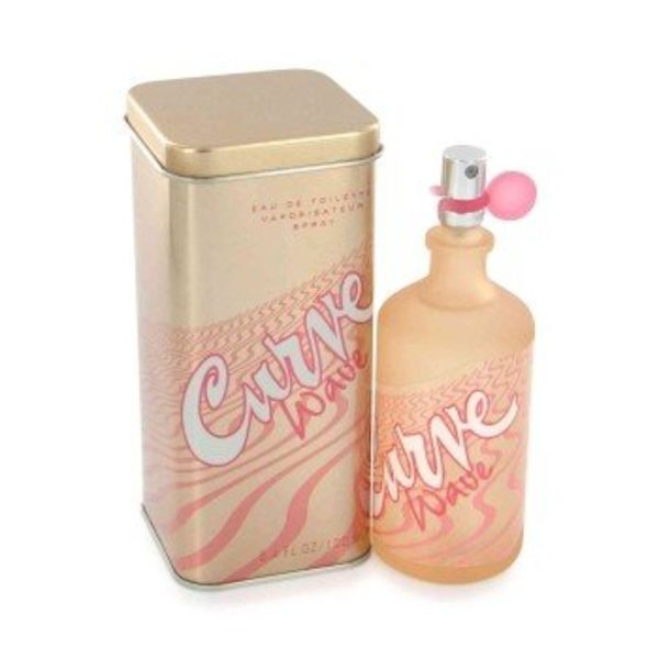 Liz Claiborne Curve Wave Woman EDT 100 ml