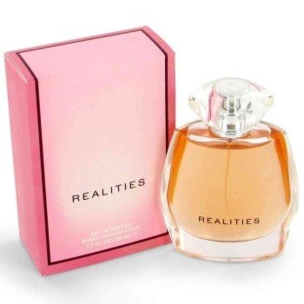 Liz Claiborne Realities Woman eau de parfum spray 100 ml