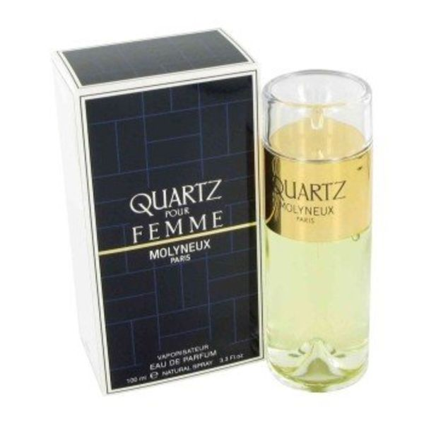 Molyneux Quartz Woman eau de parfum spray 100 ml