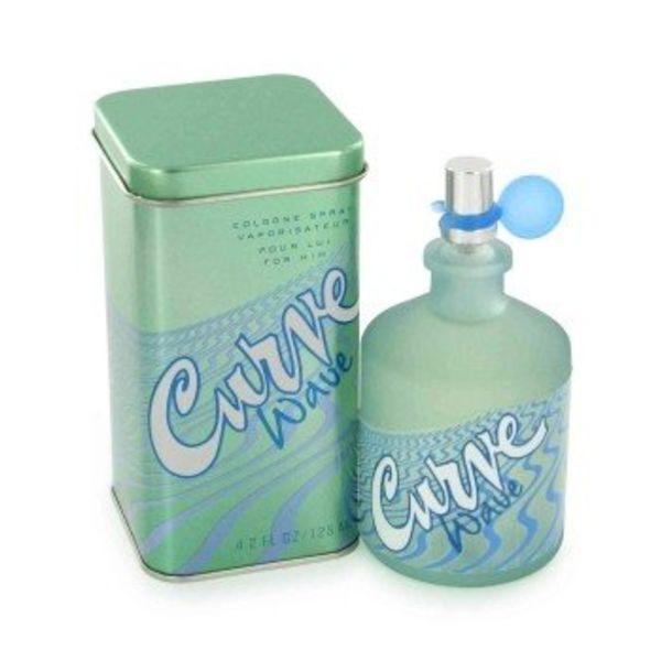 Liz Claiborne Curve Wave Cologne Spray 125 ml