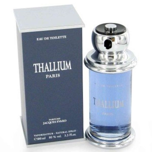 Parfums Jacques Evard Thallium Men EDT spray 100 ml