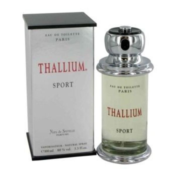 Parfums Jacques Evard Thallium Sport Men EDT 100 ml