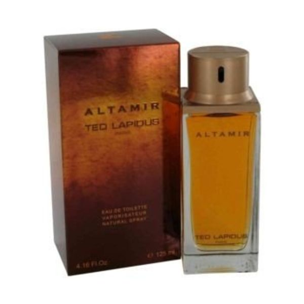 Ted Lapidus Altamir Men EDT 125 ml