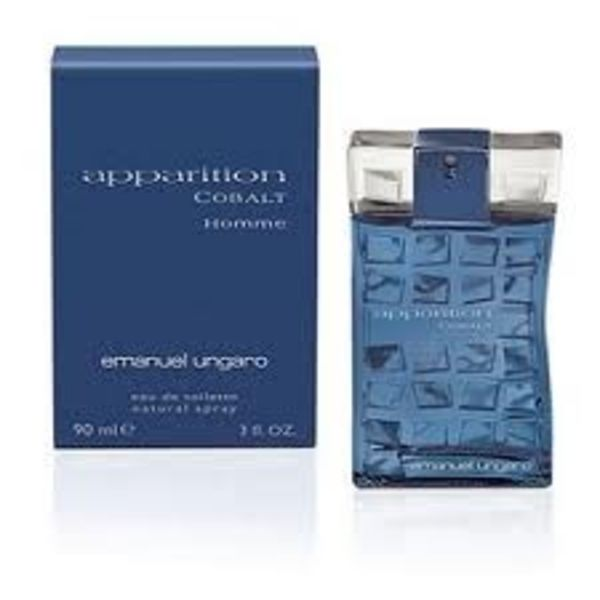 Ungaro Apparition Cobalt Men EDT 90 ml
