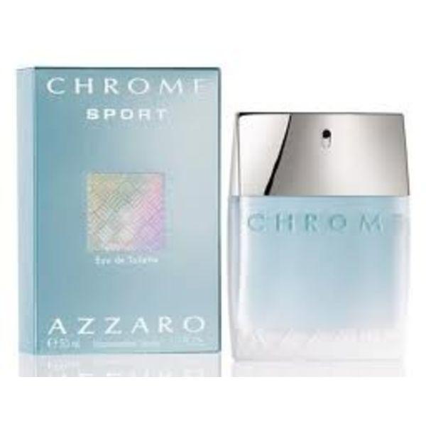 Azzaro Chrome Sport Men eau de toilette spray 50 ml