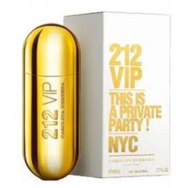 Carolina Herrera 212 VIP Woman eau de parfum spray 30 ml