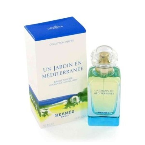 Hermes Un Jardin En Mediterranee Woman eau de toilette spray 100 ml