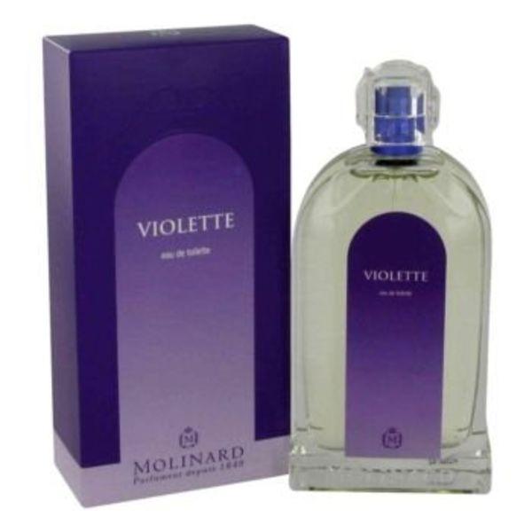 Molinard Les Fleurs Violette Woman EDT 100 ml