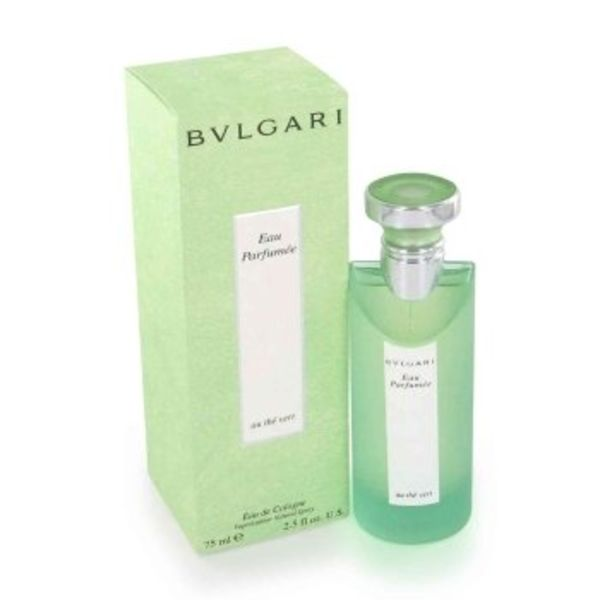 Bulgari Eau Parfumee (Green Tea) Cologne Spray 75 ml