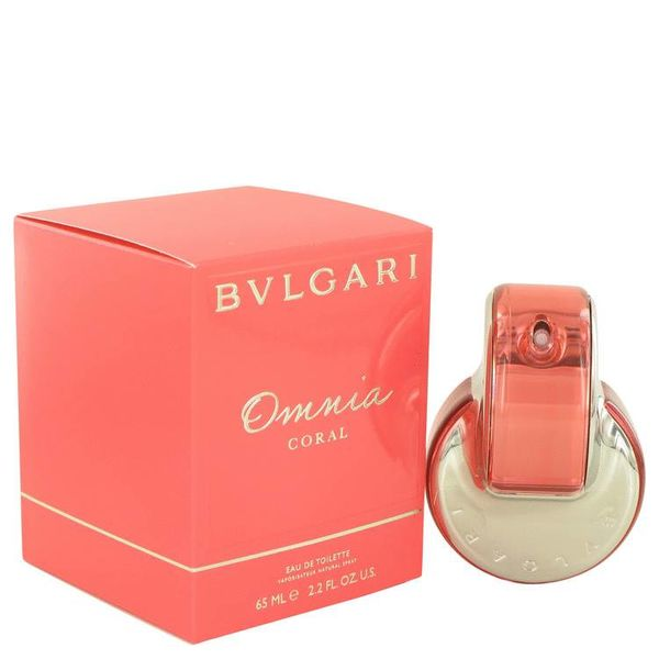 Bulgari Omnia Coral Woman eau de toilette 65 ml