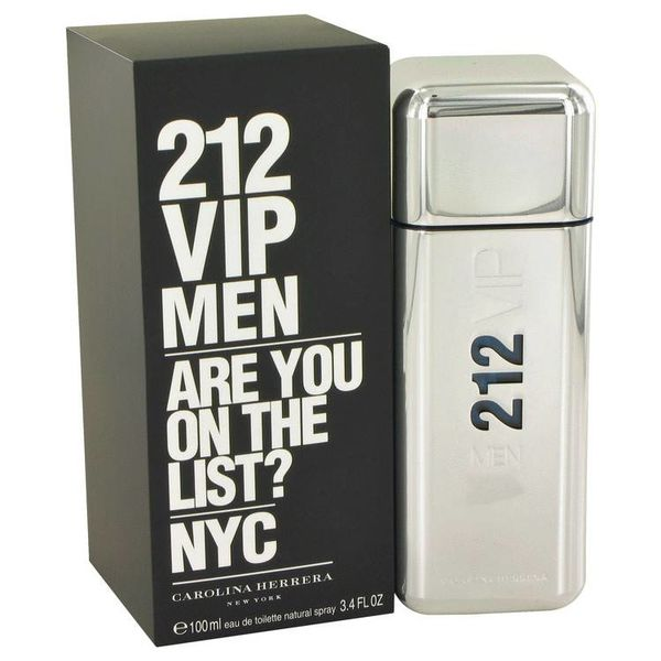 Carolina Herrera 212 VIP for Men eau de toilette spray 50 ml