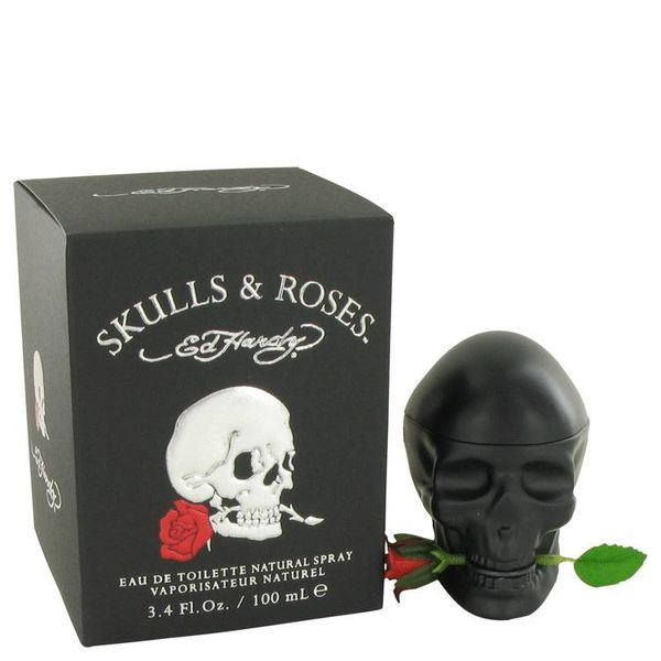 Ed Hardy Skulls & Roses Men eau de toilette spray 100 ml