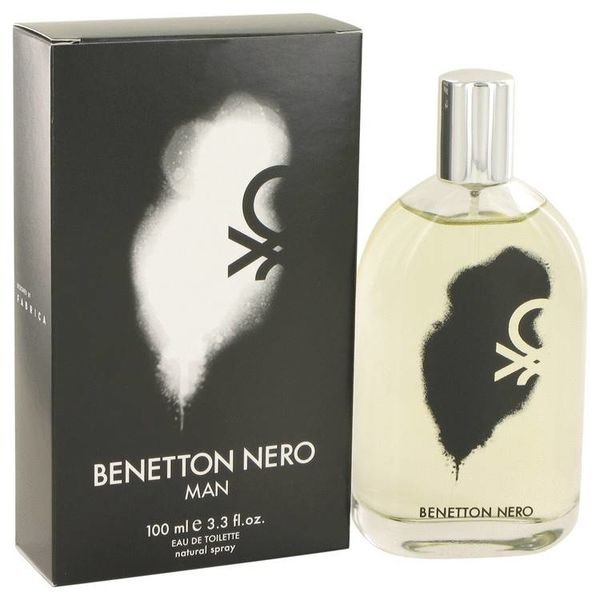 Benetton Nero Men Eau de toilette spray 100 ml