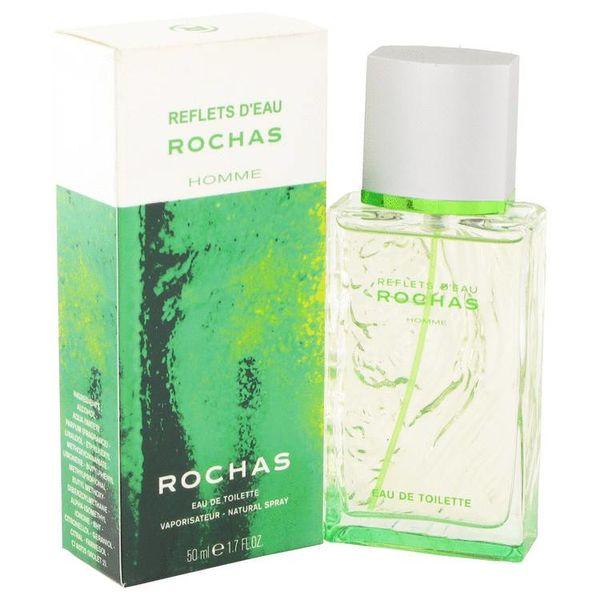 Rochas Reflets D'Eau Man eau de toilette spray 50 ml