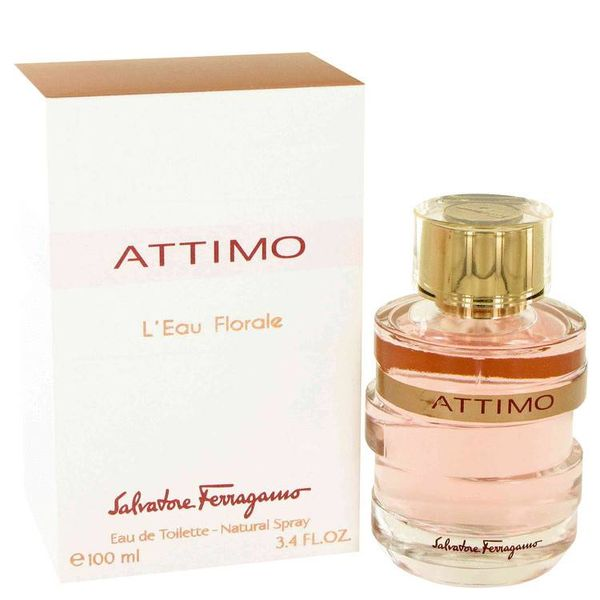 Salvatore Ferragamo Attimo L'Eau Florale Woman EDT 100 ml