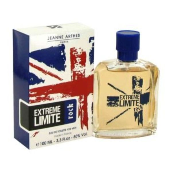 Jeanne Arthes Extreme Limite Rock Men EDT 100 ml