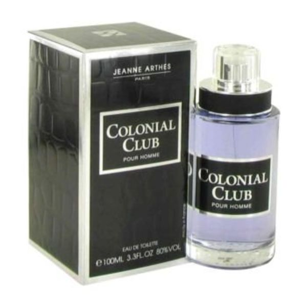 Jeanne Arthes Colonial Club Men EDT 100 ml