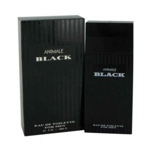 Animale Black Men eau de toilette spray 100 ml