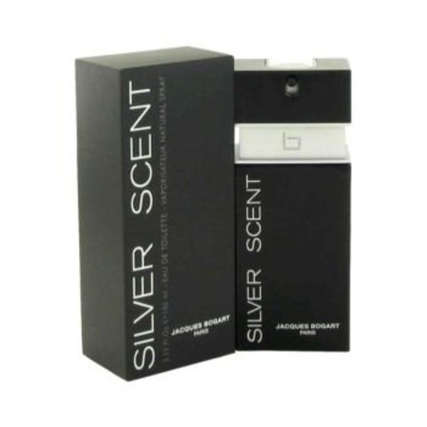 Jacques Bogart Silver Scent Men EDT 100