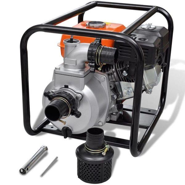 Waterpomp benzine 80 mm 6,5 pk