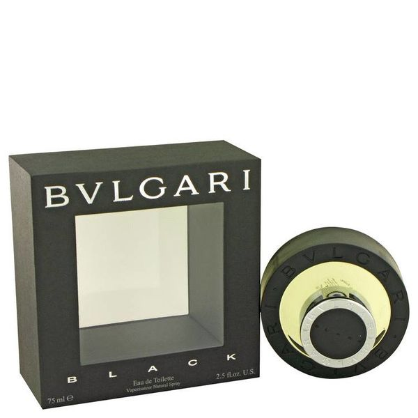Bulgari Black eau de toilette spray 75 ml